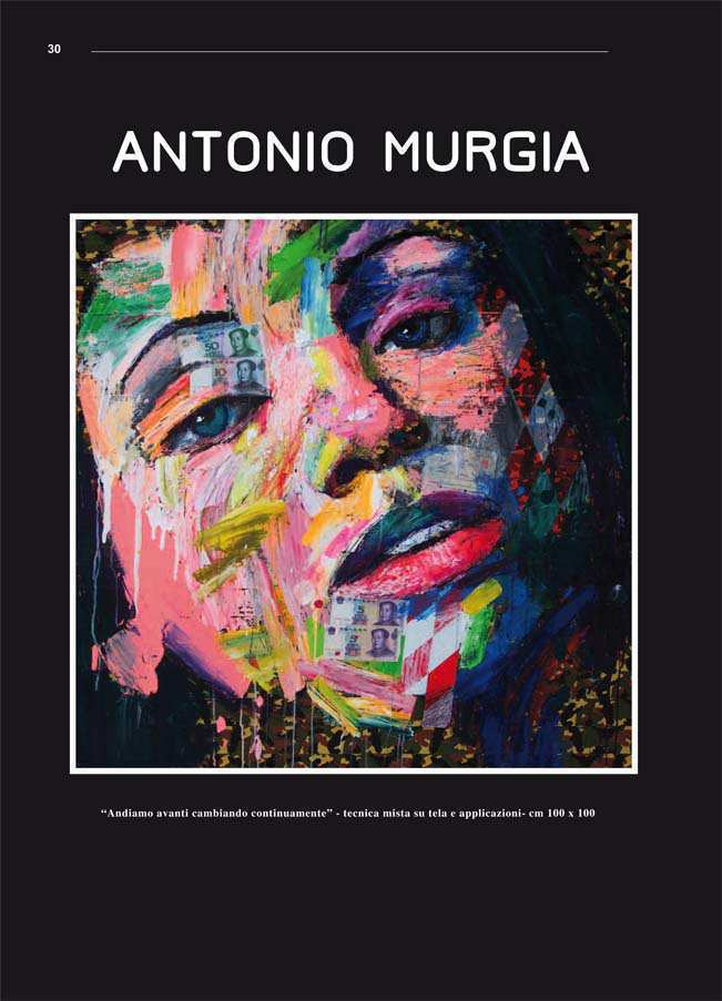 Pagina Facebook di Antonio Murgia