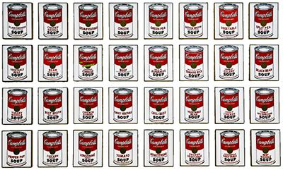 Warhol pop art 1