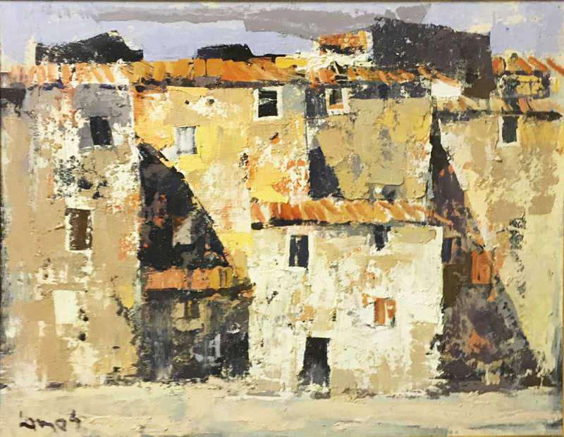 Vecchio borgo