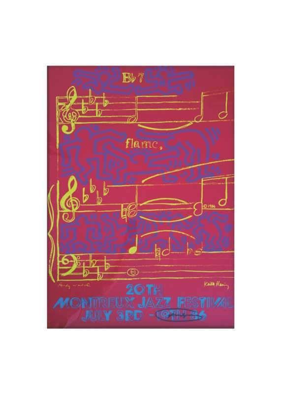 20th Montreaux jazz festival